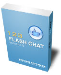123 Flash Chat Server (50 users)