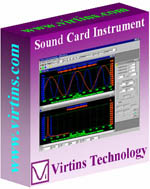 Virtins Sound Card Instrument