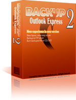 Backup Outlook Express